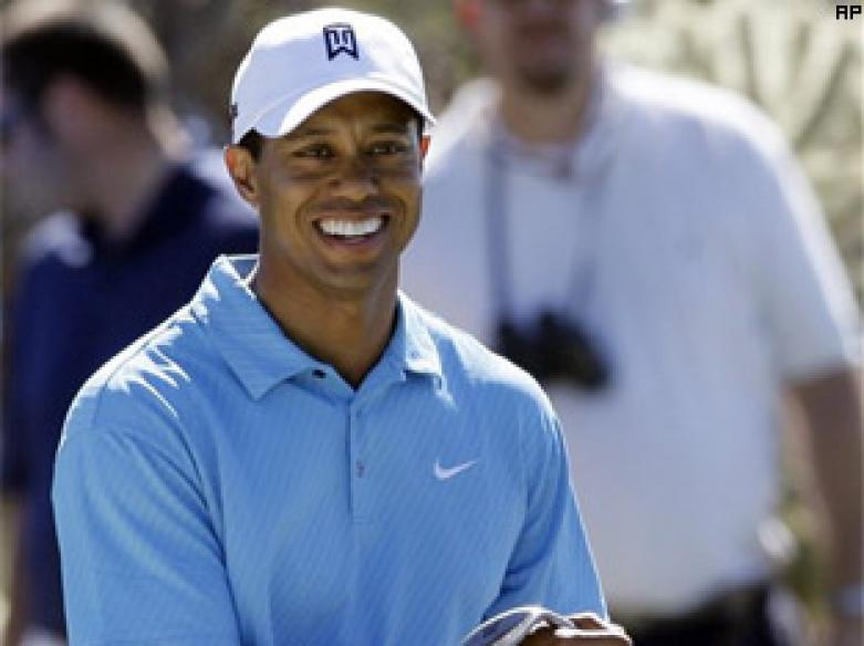 Tiger Woods wins but Harrington, Garcia exit