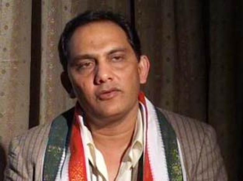 Congress not to field Azharuddin for LS polls