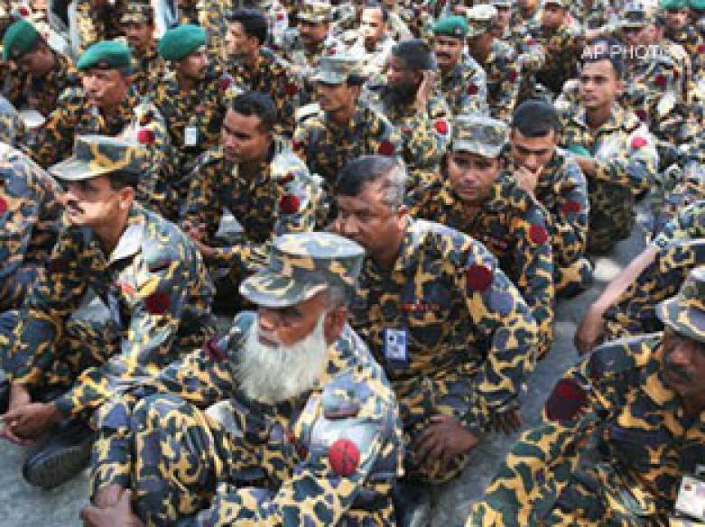 Fugitive rebels will be hunted down, says Bangladesh