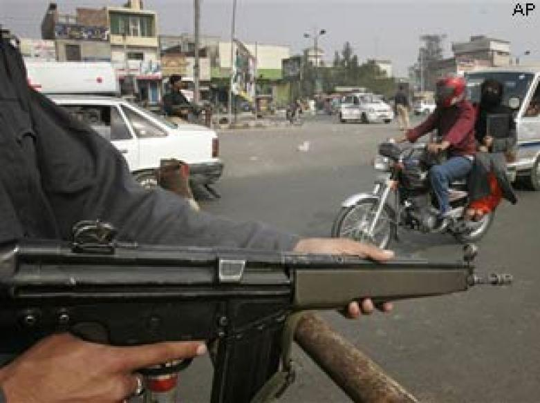 Pak draws up suspect list for Lahore attack