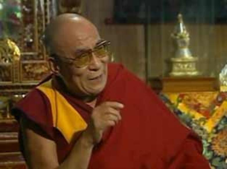 Dalai Lama talks about the Tibetan uprising
