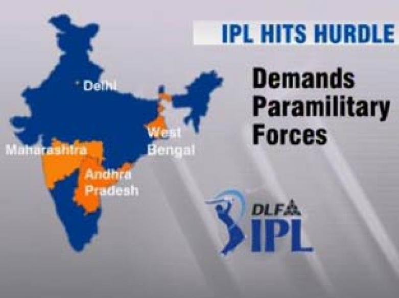 IPL or elections, the ball is in Centre's court