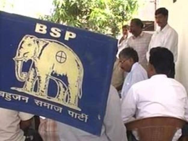 Denied ticket, 'gangster'-MLA Gawli dumps BSP