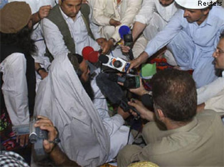 Taliban chief Mehsud threatens attack on US