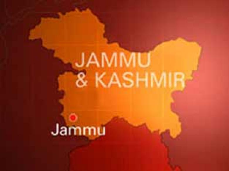 5 pc voter turnout in early hours of J-K polls
