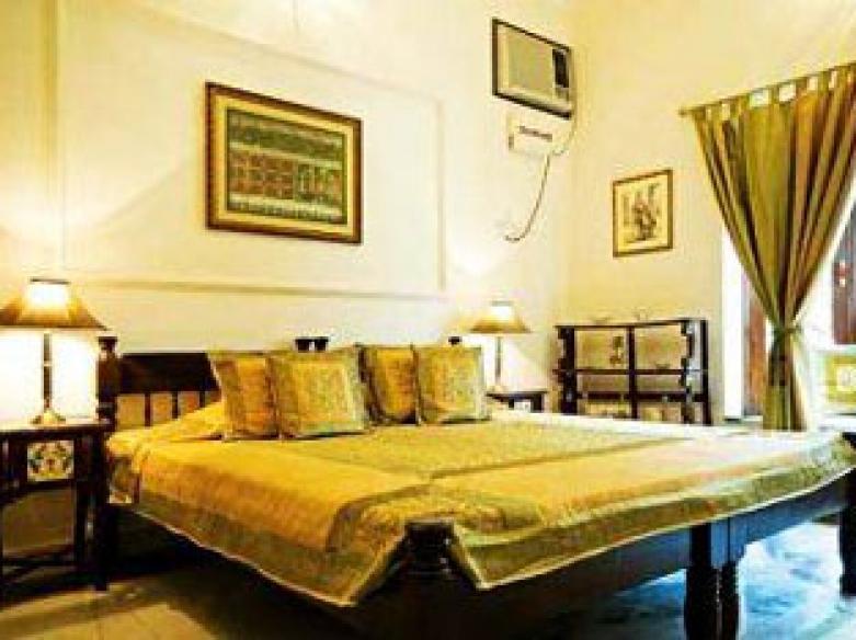 Walk through: Smriti Singh's Rajput villa