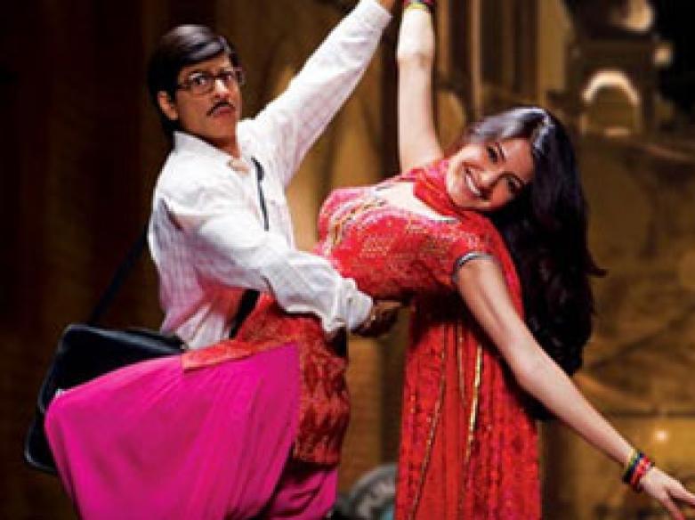 DVD Review: <i>Rab Ne Bana Di Jodi</i>