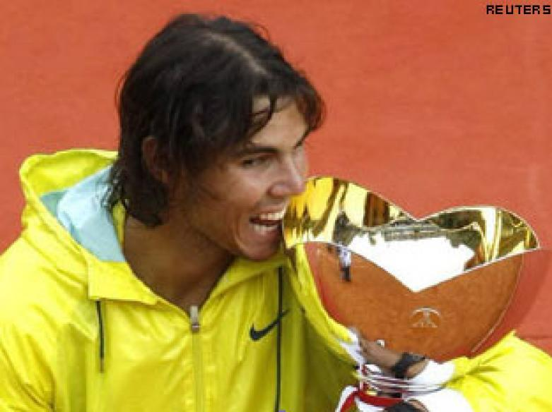 Nadal wins fifth Monte Carlo title in a row