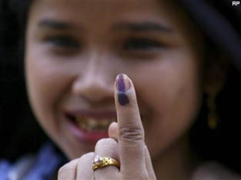 Ballots in but bullets, blasts mark phase one polls