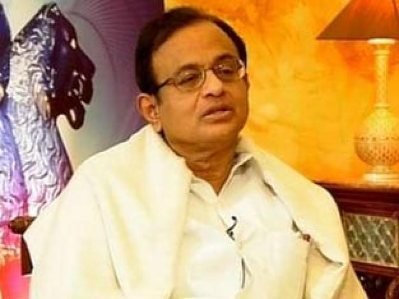 Chidamabaram's son attacked, injured