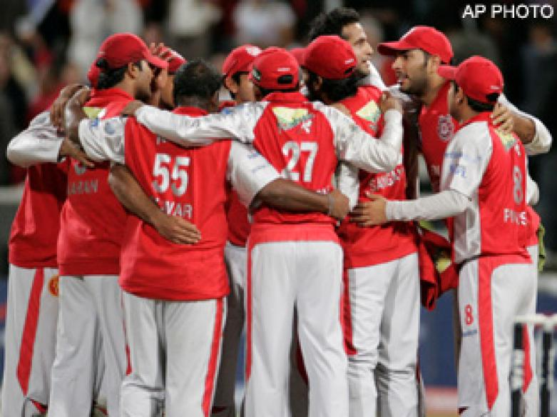 <a href='http://cricketnext.in.com/news/oram-sits-out-as-chennai-elect-to-bat/40669-27.html'>IPL: Brave Punjab fall short by 12 runs</a> | <a href='http://cricketnext.in.com/scorecard/match/full/kpck0705.html'>Scorecard</a>