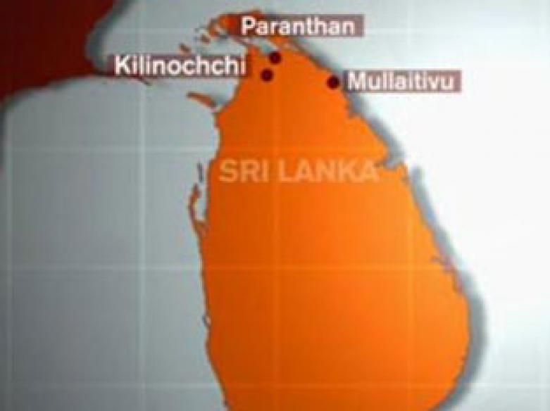 Sri Lanka: 64 dead in hospital attack at Mullaivaikal