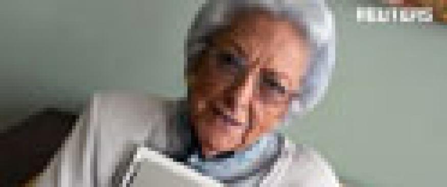 Spanish granny dubbed 'world's oldest blogger' dies