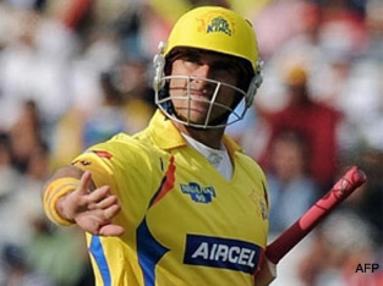 <a href='http://cricketnext.in.com/news/hayden-heroics-shining-light-of-ipl-tournament/40822-27.html'>Hayden heroics shining light of IPL in South Africa</a>