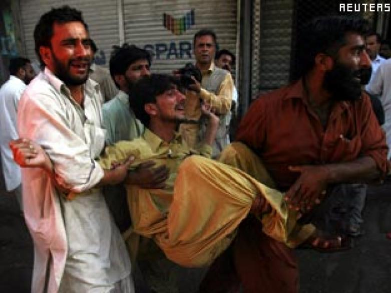 5 killed in Peshawar blasts