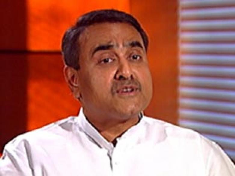 Praful Patel, high-flier takes off again