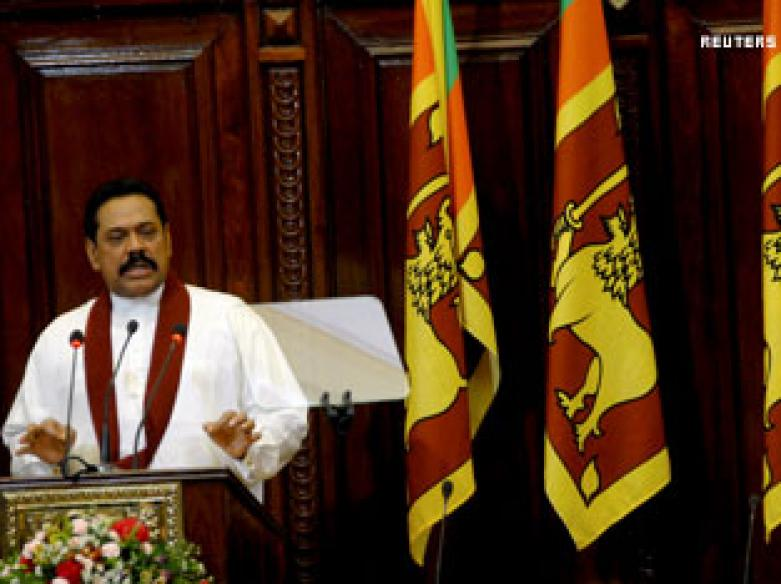 War over, poll pledge for Tamils in Sri Lanka