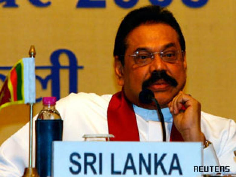 By killing LTTE, I've fought India's war: Lanka President