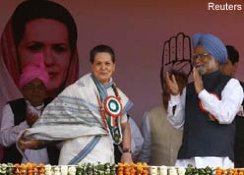 Smooth sailing for UPA, parties scramble to support