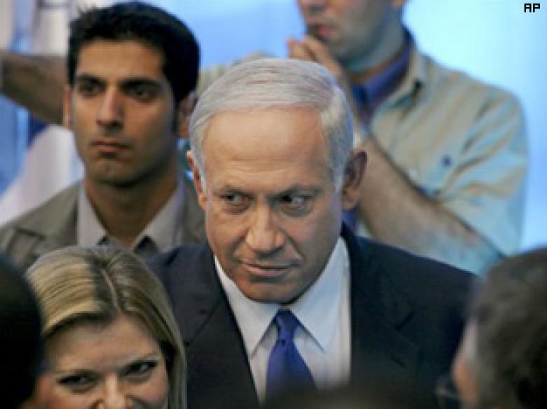 Israeli PM agrees to demilitarised Palestinian 'state'