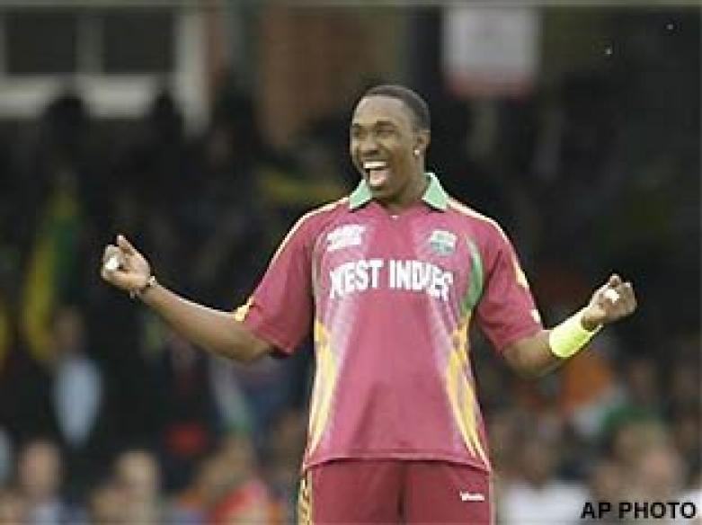<a href='http://cricketnext.in.com/news/inspired-bravo-carries-windies-home/41670-29.html'>T20: India go down to Windies</a> | <a href='http://cricketnext.in.com/scorecard/match/full/inwi1206.html'>Score</a> | <a href='http://cricketnext.in.com/slideshow/g673/view.html'>Pics</a>