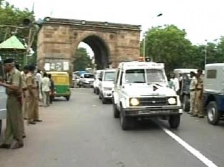 Terror threat in Guj ahead of Jagannath rath yatra