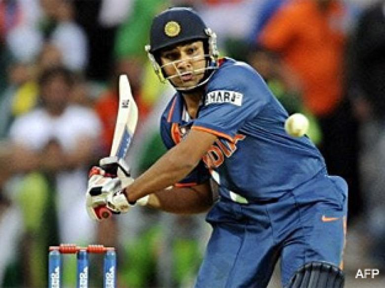 <a href='http://cricketnext.in.com/news/yuvraj-ojha-overpower-bangladesh/41493-29.html'>World T20: India begin with a bang</a> | <a href='http://cricketnext.in.com/scorecard/match/full/inba0606.html'>Score</a> | <a href='http://cricketnext.in.com/slideshow/g667/view.html'>Pics</a> | <a href='http://cricketnext.in.com/news/stats-gambhir-surpasses-mccullum-hayden/41495-29.html'>Stats</a>