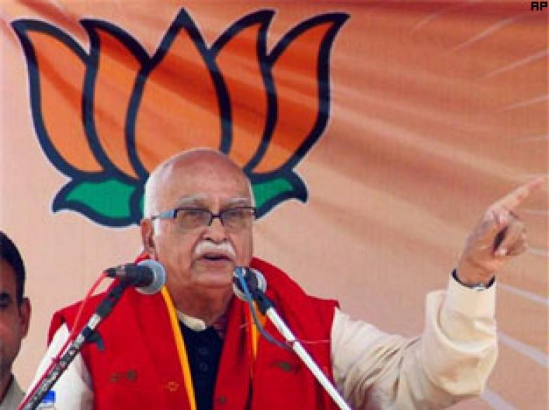 BJP has too many spokespersons: Advani
