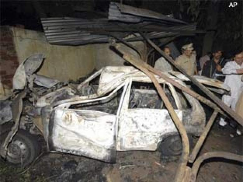 A year on, Ahmedabad blasts suspects still absconding