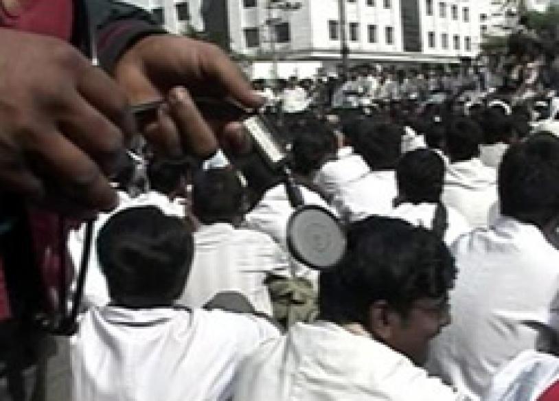 Bitter pill: Guj to sack striking resident docs
