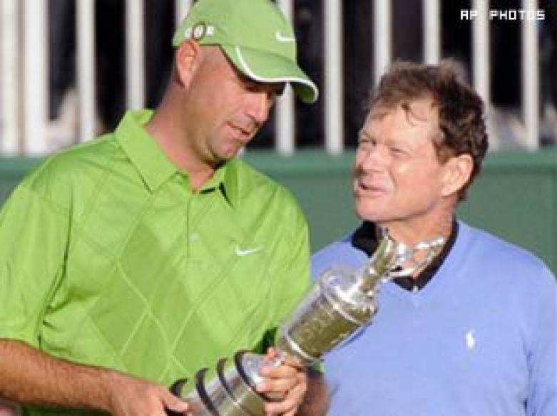 Watson loses golf championship, wins hearts