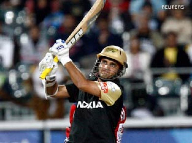 Ganguly to lead Kolkata Knight Riders in IPL-3