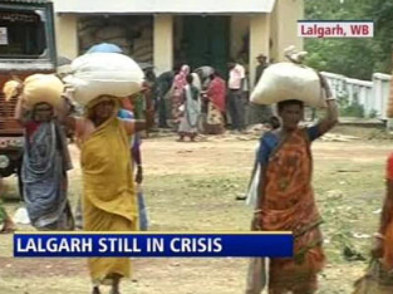 Trinamool legislators walk out over Lalgarh 'atrocities'
