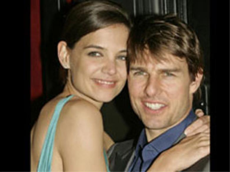 Entertainment Wrap: Katie Holmes does a Judie Garland
