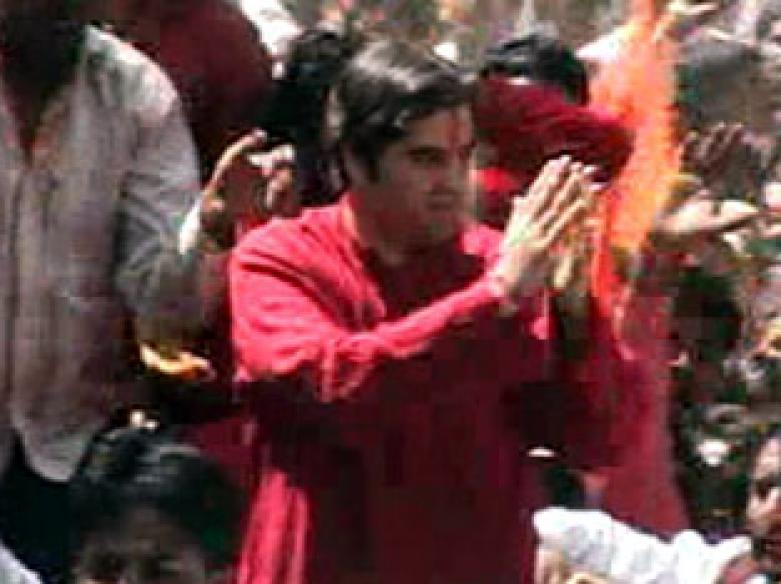 Varun Gandhi's election challenged by his uncle