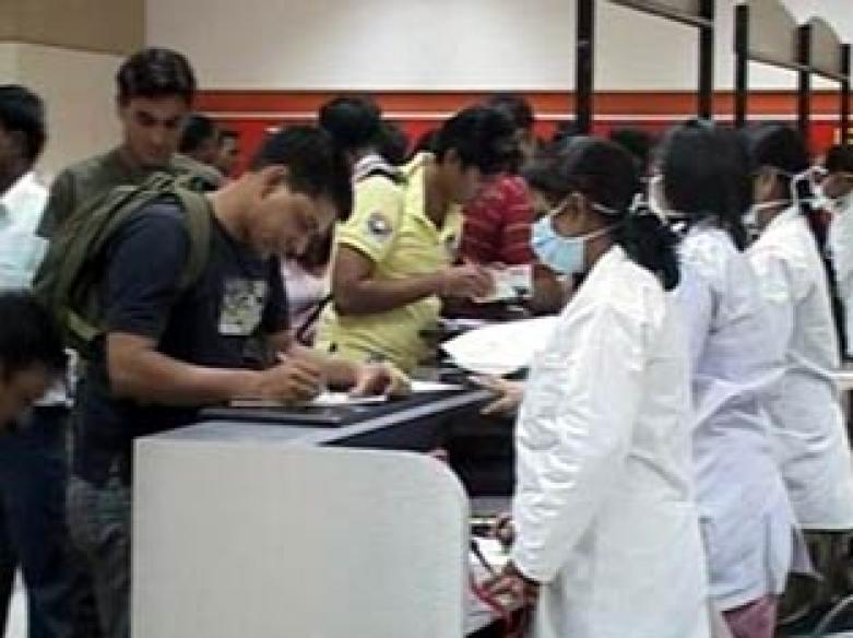 Pvt hospitals swine flu ready