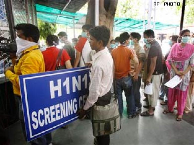 NRI man dies of swine flu, India count now four