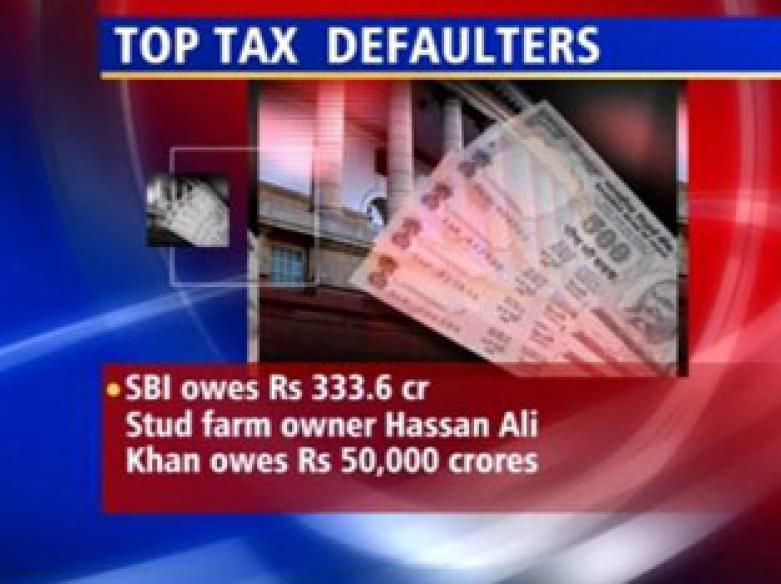 Top 100 tax defaulters owe Rs 1.41 lakh cr to Govt