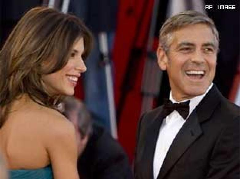 Ent Wrap: Man professes love for George Clooney