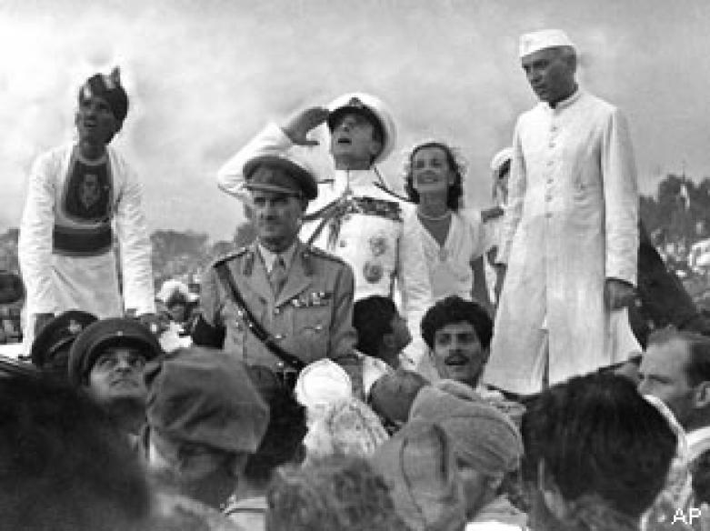 Blanchett film halted over alleged Nehru-Edwina affair