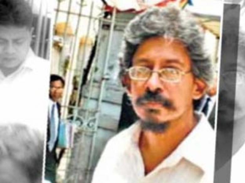 Media forum calls for release of jailed Lankan scribe