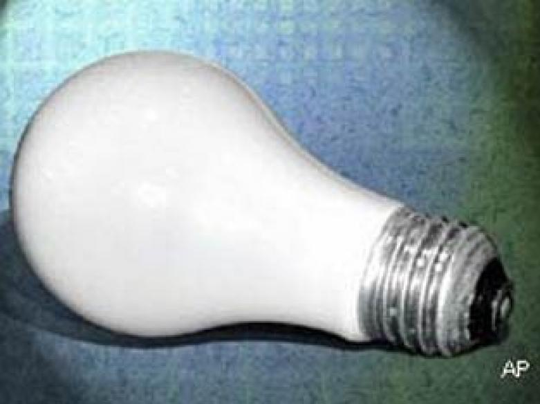 Forbes India: Save the world, put out the light bulb