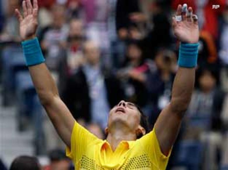 US Open: Nadal beats Gonzalez to reach semis