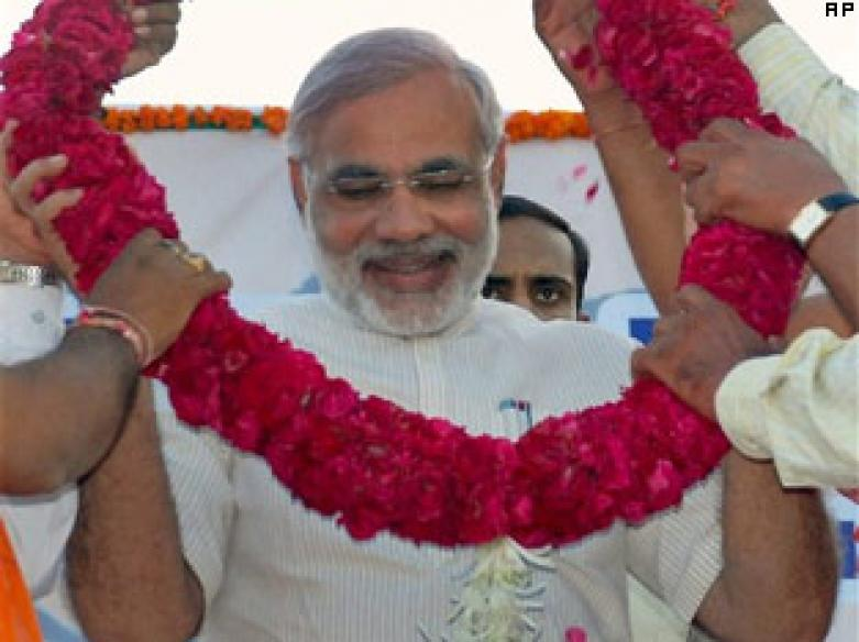 Modi on a roll, elected Gujarat cricket body chief