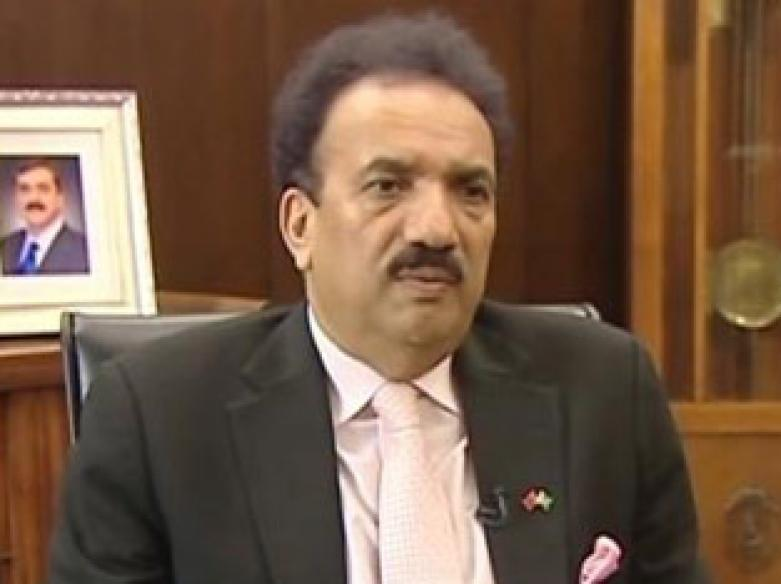 Pak not obliged to arrest Hafiz Saeed: Rehman Malik