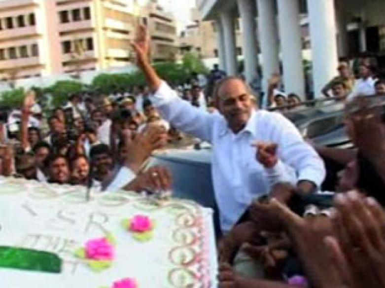 Over 100 die after YSR's death, son appeals for calm