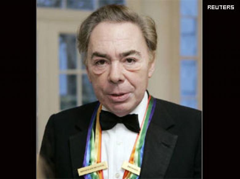 Composer Lloyd Webber diagnosed with prostate cancer