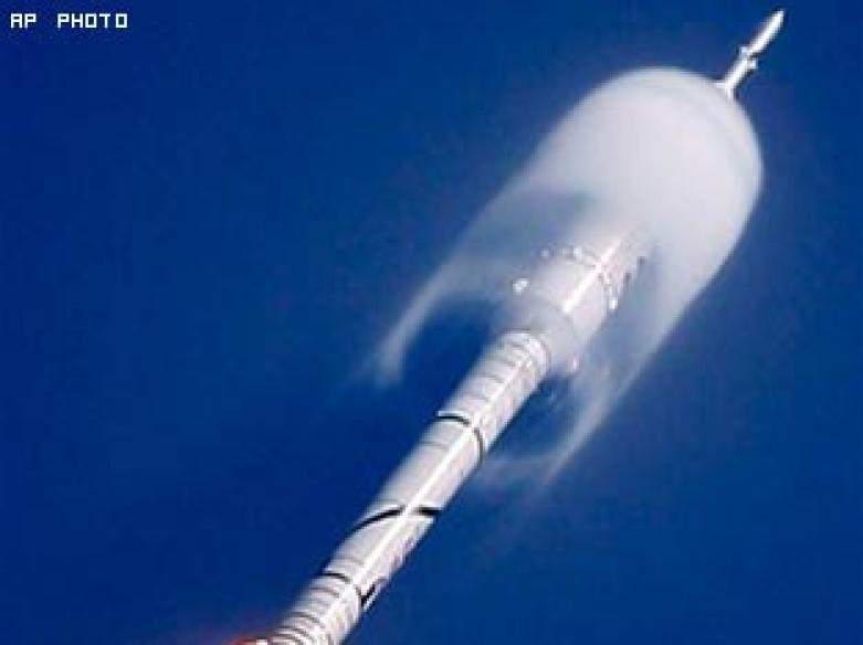 NASA's next generation rocket makes booming debut