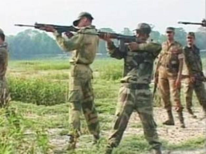 Four CISF troopers, four Maoists killed in Chhattisgarh