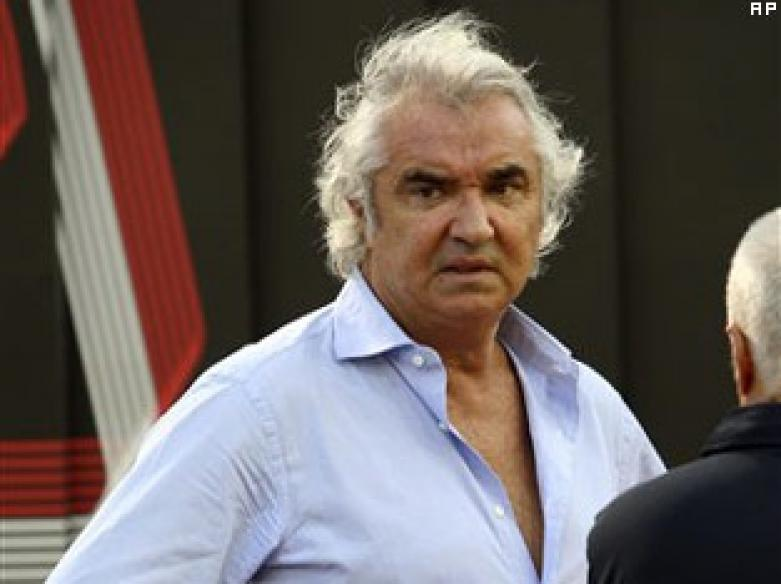 Briatore to sue Formula 1 for life ban